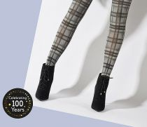Колготки Pretty Polly Printed Tartan