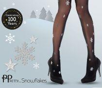 Колготки Pretty Polly Snowflake